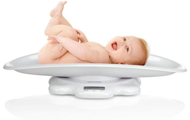 вес малыша